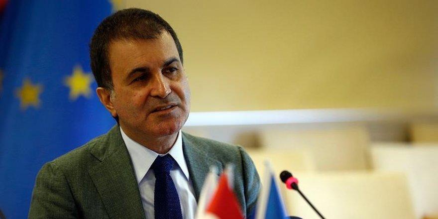 AB Bakanı Çelik, Roth'la telefonda görüştü