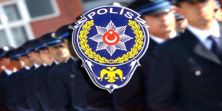 Kocaeli'de 10 emniyet müdürü ve 2 polis memuru tutuklandı