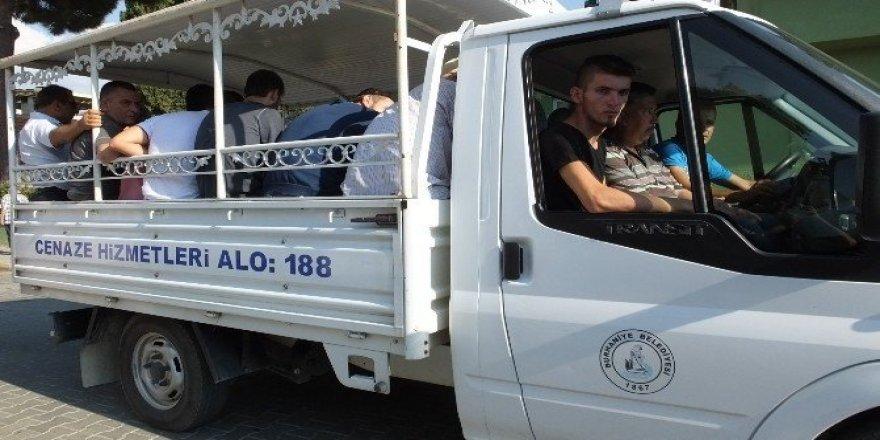 Burhaniye'de iki gencin uyuşturucudan öldüğü iddiası