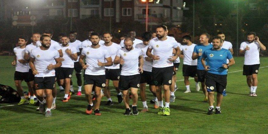 Alanyaspor, Beşiktaş'a hazırlanıyor