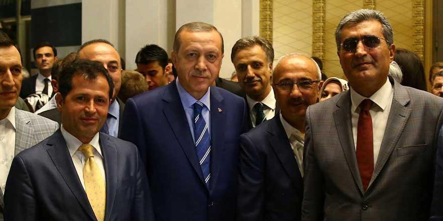 Konyalı vekiller Cumhurbaşkanlığı Külliyesi'nde