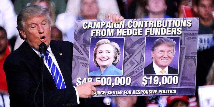 Clinton ve Trump'ın karşılaştırmalı ekonomi politikaları