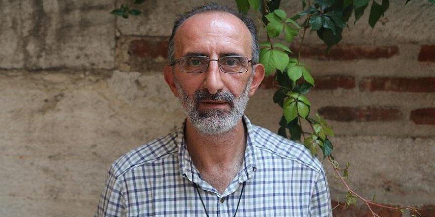 Aktivist ve yazar İbrahim Çolak İstanbul'dan Ankara'ya yürüyecek