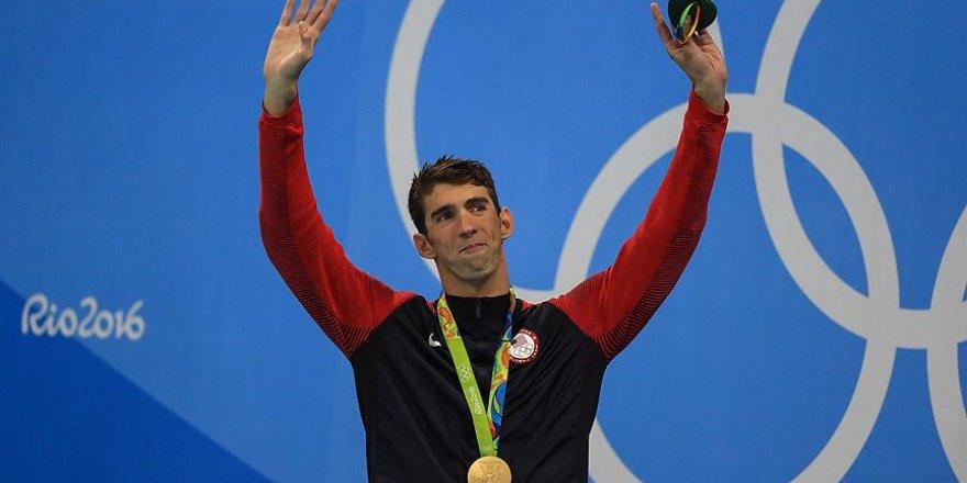 ABD Rio 2016'da zirvede