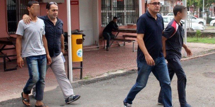 'Haraç' cinayetine 3 tutuklama