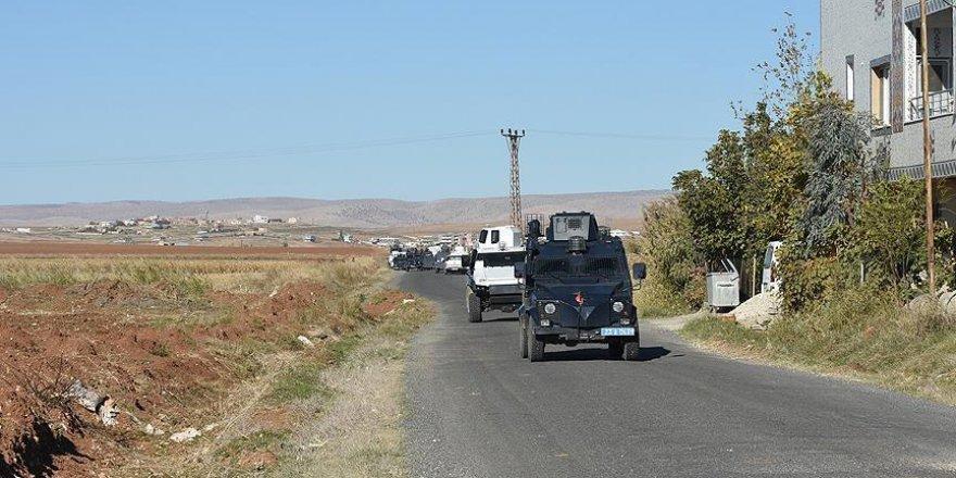 Mardin'de terör saldırısı: 1 polis şehit