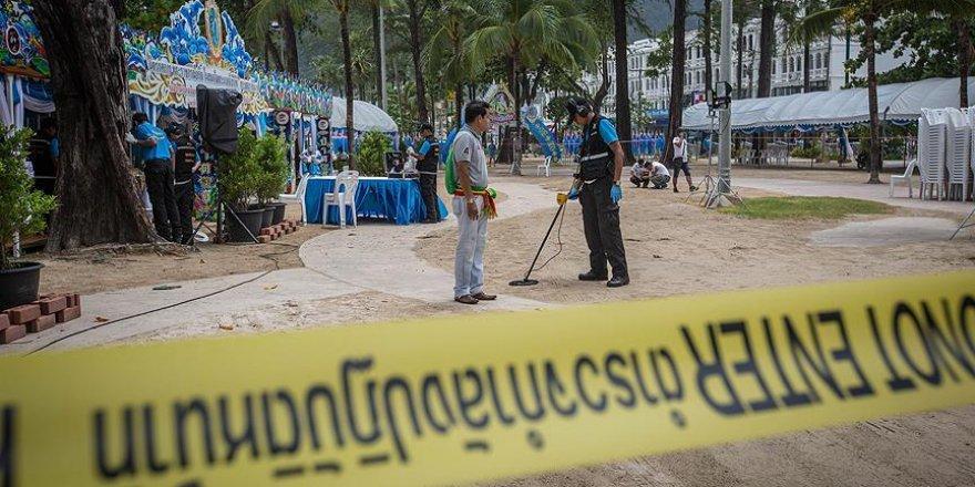 Tayland'da patlamalar