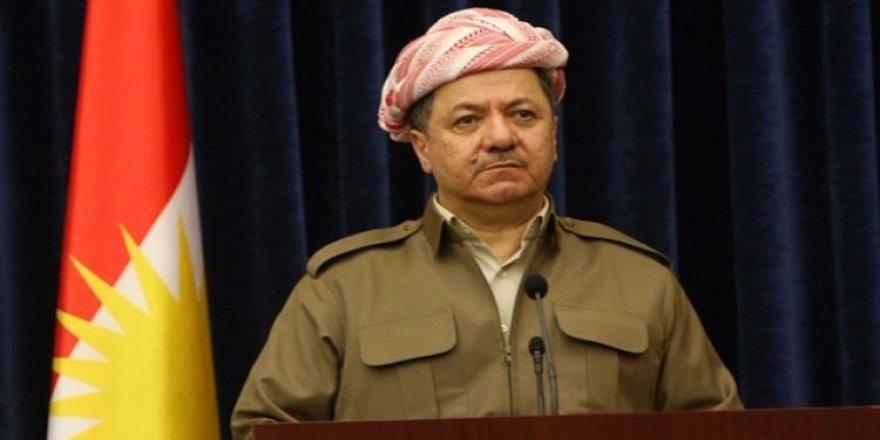 Barzani yarın Başbakan Binali Yıldırım'la görüşecek