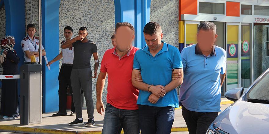 Konya'da FETÖ bağlantılı polislere operasyon: 46 gözaltı