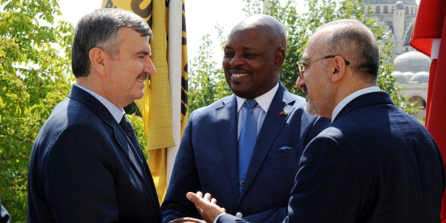 Konya ile Ruanda arasında ticari ilişkiler gelişecek