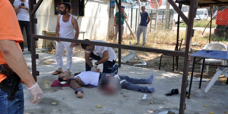 İnegöl'de silahlı çatışma: 1 ölü, 2 yaralı