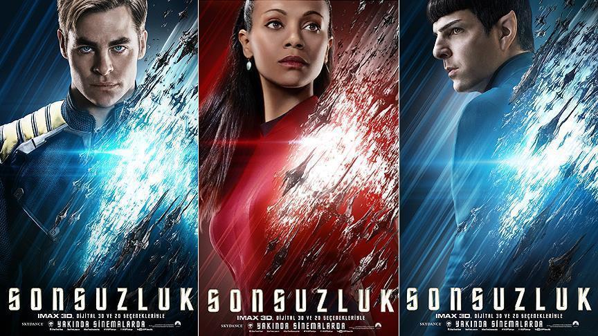'Uzay Yolu Sonsuzluk' 26 Ağustos'ta vizyona girecek