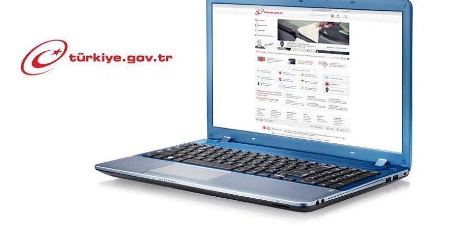 Vakıf üniversitelerine kayıtlar da e-Devlet'te