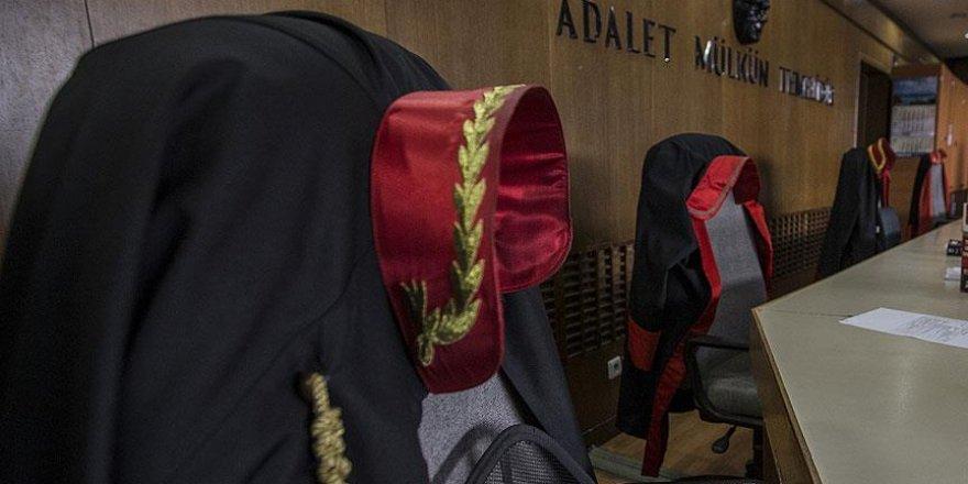 18 hakim ve savcı hakkında tutuklama talebi