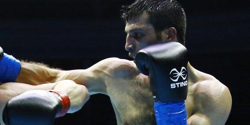 Milli boksör Önder Şipal Rio'ya veda etti