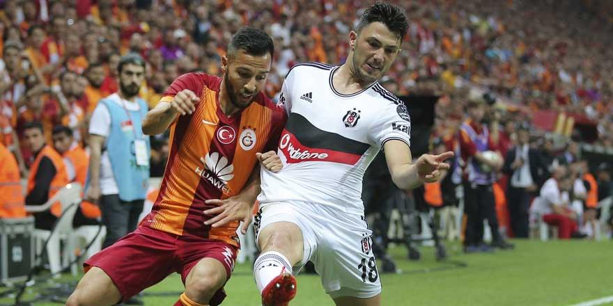 Galatasaray ile Beşiktaş Konya'da karşılaşacak