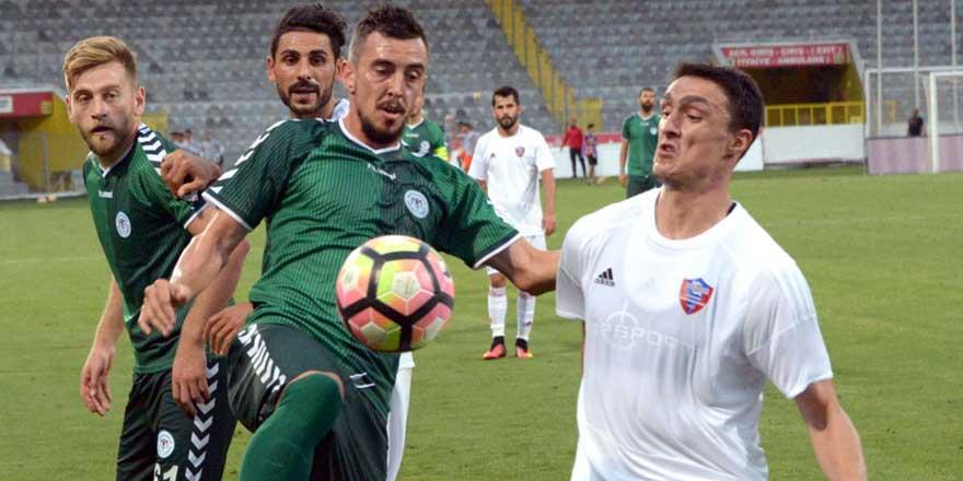 Atiker Konyaspor'da yeni transferler göz doldurdu!