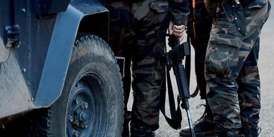 Aranan PKK'lı terörist Konya'da yakalandı