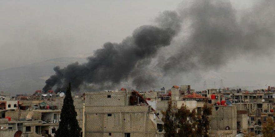 Almanya'dan 'Halep'e hava koridoru' önerisi