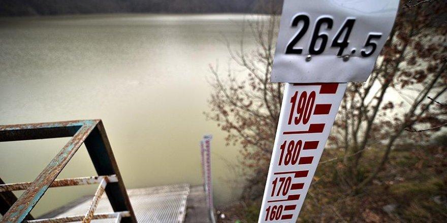 İstanbul'da barajların doluluk oranları açıklandı