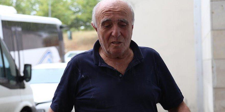 Hakan Şükür'ün babası adliyeye sevkedildi