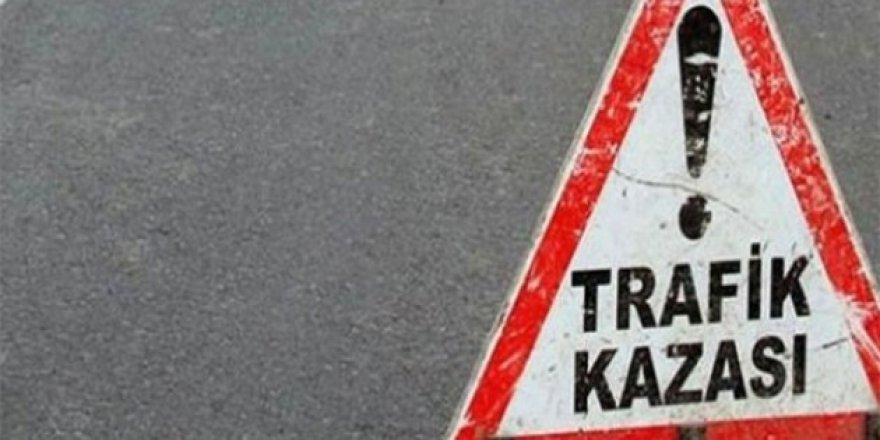 Aksaray-Konya yolunda kaza: 6 yaralı
