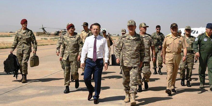 Genelkurmay Başkanı Orgeneral Akar Diyarbakır'da