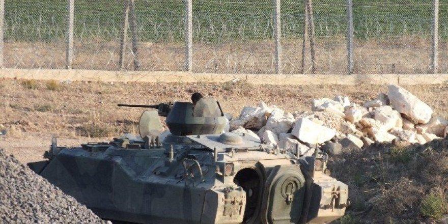 Suriye sınırında tedirginlik