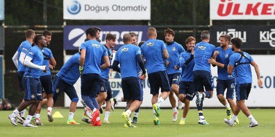 Fenerbahçe, Grasshopper maçı hazırlıklarını sürdürüyor