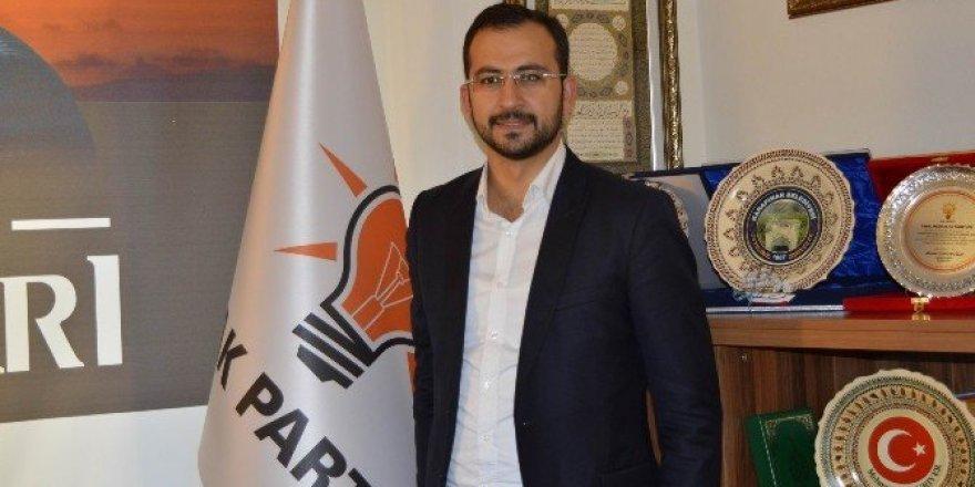 """Tanrıver, """" Türkiye'nin ak geleceği AK Parti ile şekilleniyor"""""""