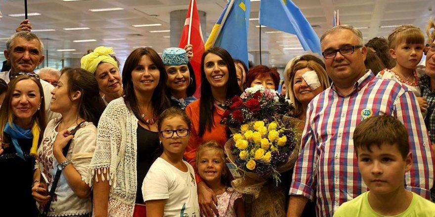 Kırımlı Tatar sanatçı Jamala İstanbul'da konser verecek