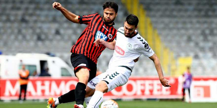 Atiker Konyaspor'un ilk 11'i belli oldu!