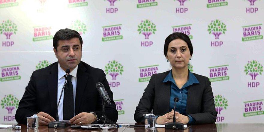 HDP'li Demirtaş, Yüksekdağ ve Beştaş hakkında iddianame hazır