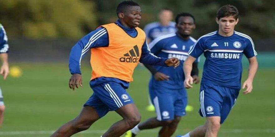 Beşiktaş Chelsea'den Kenneth Omeruo'yu kiraladı