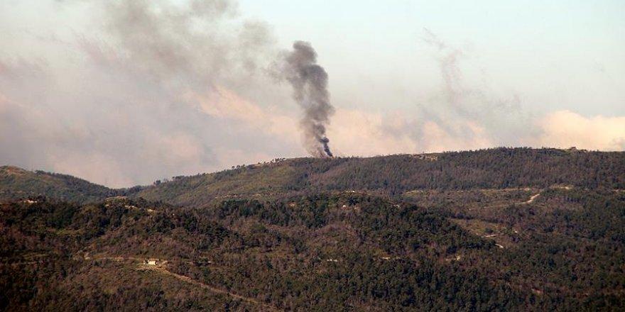Rejim, Türkmendağı ve Cebel Ekrad'a saldırıyor