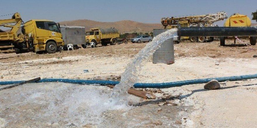 Konya Büyükşehir'den, Kulu'ya sağlıklı su hizmeti