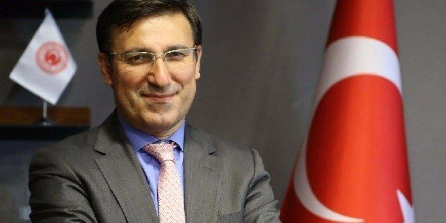 """Küçükcan: """"Milletimiz AK Parti'siz bir Türkiye istemiyor"""""""
