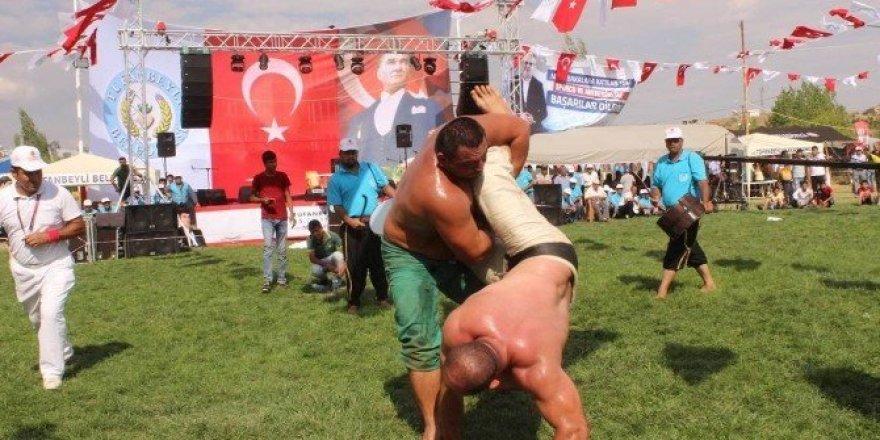 Tufanbeyli 15. Geleneksel Güreş Festivali
