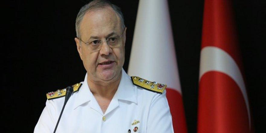 Deniz Kuvvetleri Komutanı Oramiral Bülent Bostanoğlu'nun ifadesi