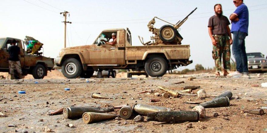 Libya'da DAEŞ'in kalesi El-İmarat el-Hindiyye ele geçirildi