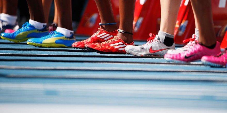 Atletizmde 4 kategoride madalyalar sahibini buldu
