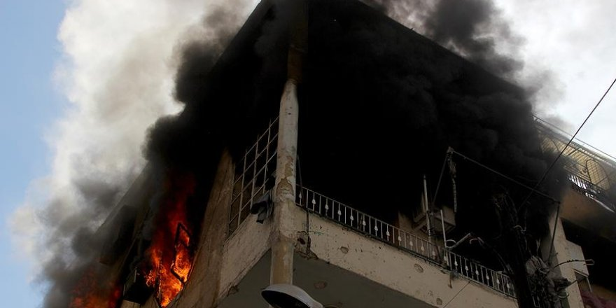 SMDK, PYD'nin tapu ve nüfus müdürlüğü binalarını yakmasını kınadı