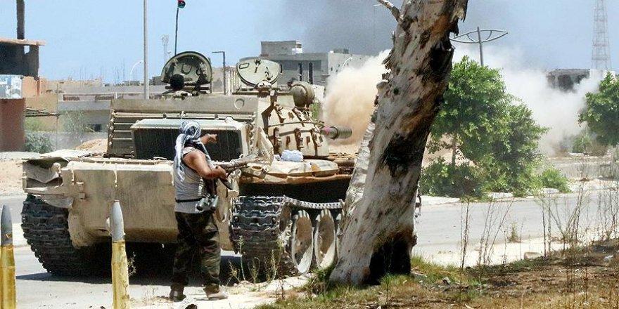Libya'da DAEŞ'e yönelik operasyonlarda 7 kişi öldü