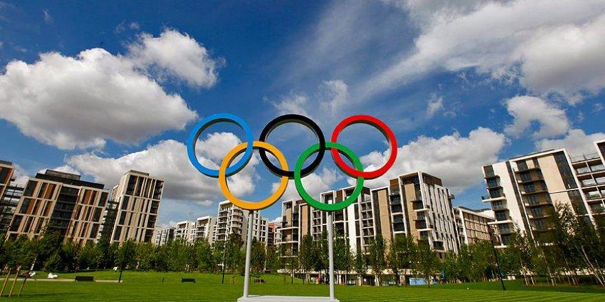 Olimpiyat köyünde 3 kişi yaralandı