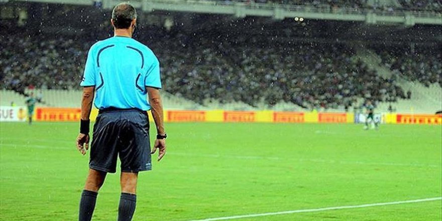 Spor Toto 2. Lig'de 4. hafta hakemleri açıklandı