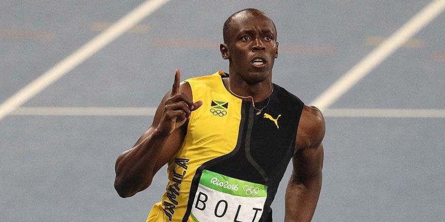 Usain Bolt: İki madalya daha kaldı