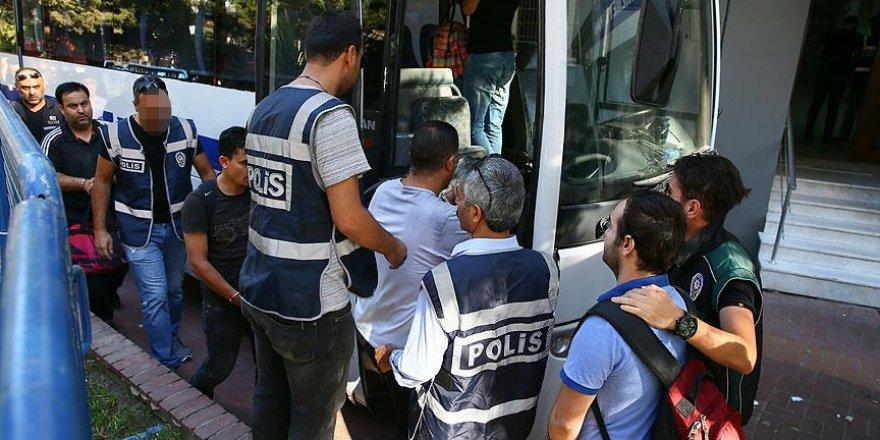 İstanbul'da FETÖ operasyonu: 136 kişi yakalandı