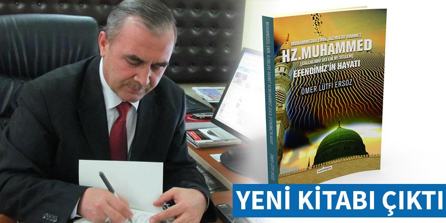 Ömer Lütfi Ersöz'ün yeni kitabı yayımlandı