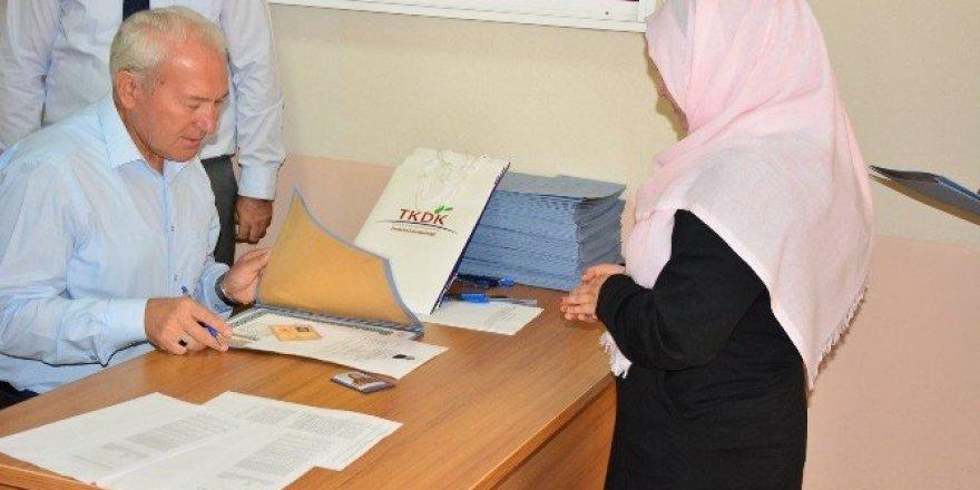 Lapseki MYO'da öğrenci kayıtları başladı