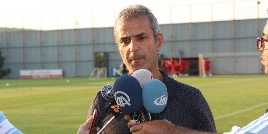 """İsmail Kartal: """"Bize katkı sağlayıp fark oluşturacak futbolcuları transfer edeceğiz"""""""
